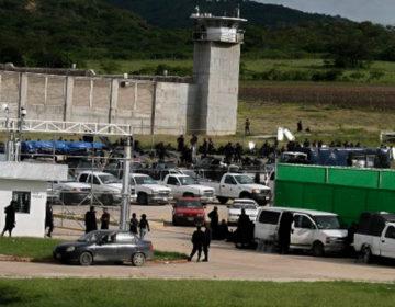 Señalan a presuntos organizadores de fiesta en cárcel de El Amate