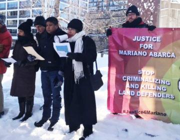 Apelan ante corte canadiense por asesinato de ambientalista chiapaneco