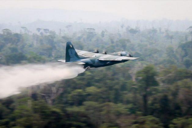 Amazonia en llamas, obra de la paranoia militar en Brasil