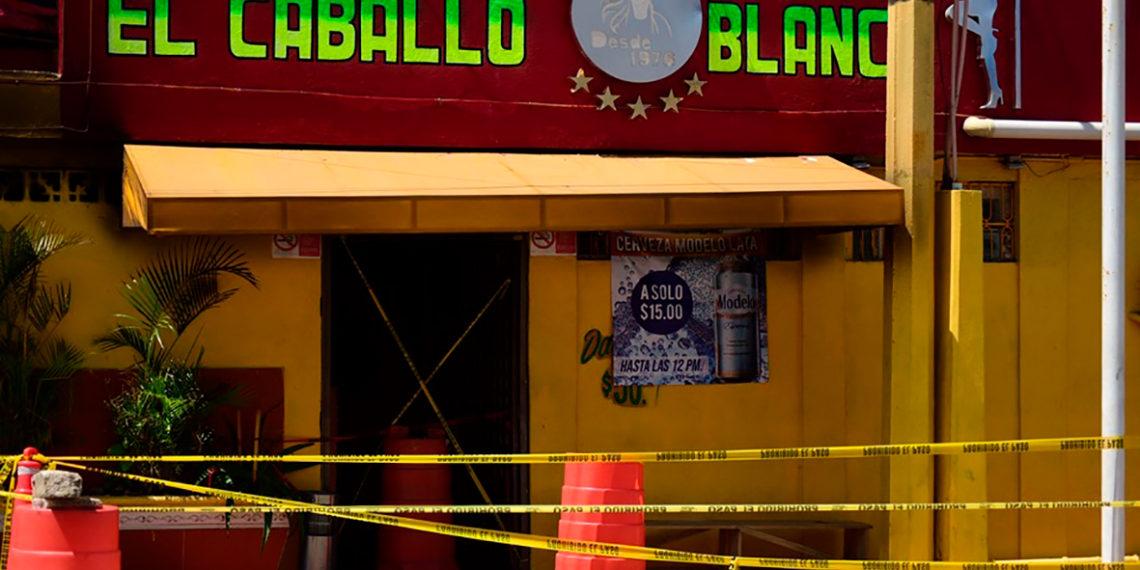 Pobreza y violencia, comunes entre bailarinas de bar Caballo Blanco