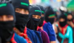 EZLN anuncia expansión de los…
