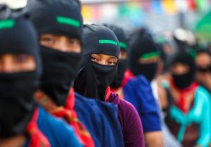 EZLN anuncia expansión de los caracoles zapatistas