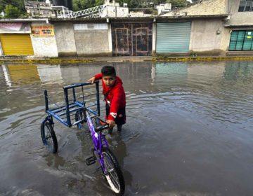 Ejidal San Isidro, una colonia que parece condenada a inundarse