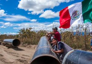 Comunidades afectadas por gasoductos mantienen oposición legal