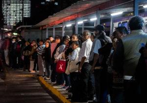 Ciudad de México: perversa, inabarcable