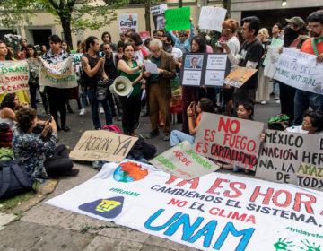 Incendios en Amazonas caldean crisis política en Brasil