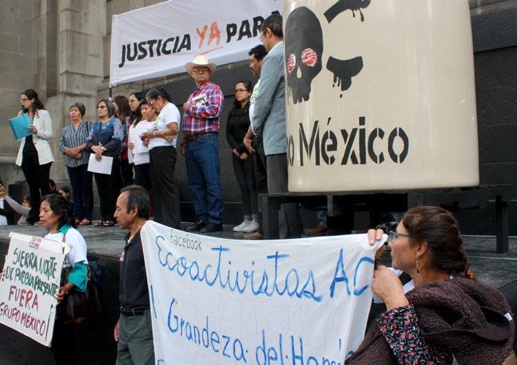 Piden a SCJN reabrir fondo de reparación por derrame tóxico en Río Sonora