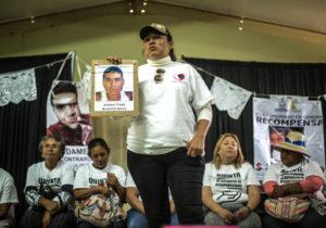 Desdén gubernamental por desapariciones en Guerrero