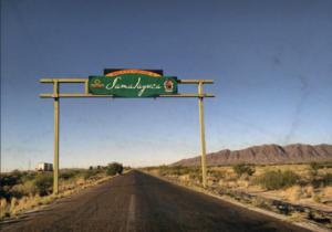 Samalayuca: de área natural protegida a explotación minera