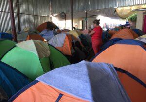 Desplazados de Guerrero por el crimen organizado: la eterna espera en Tijuana