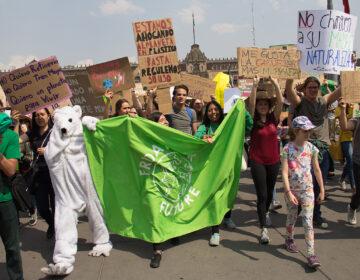 Un viernes de protestas por el futuro ambiental de la humanidad