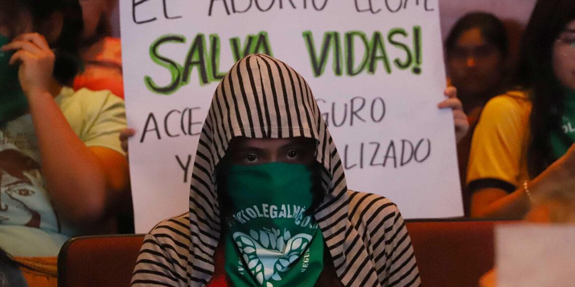 Oaxaca dice sí a la libertad de abortar