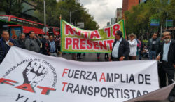 La disputa por el transporte…
