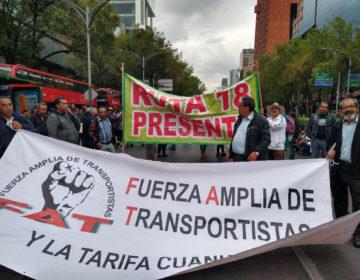 La disputa por el transporte público en la Ciudad