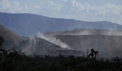 Ejidatarios mantienen cierre de mina…