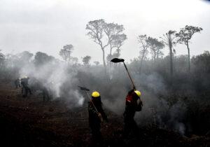 Bolivia, el rostro escondido del infierno de la Amazonia