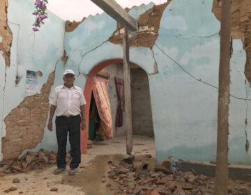 A dos años, reconstrucción en Chiapas va al 30 por ciento