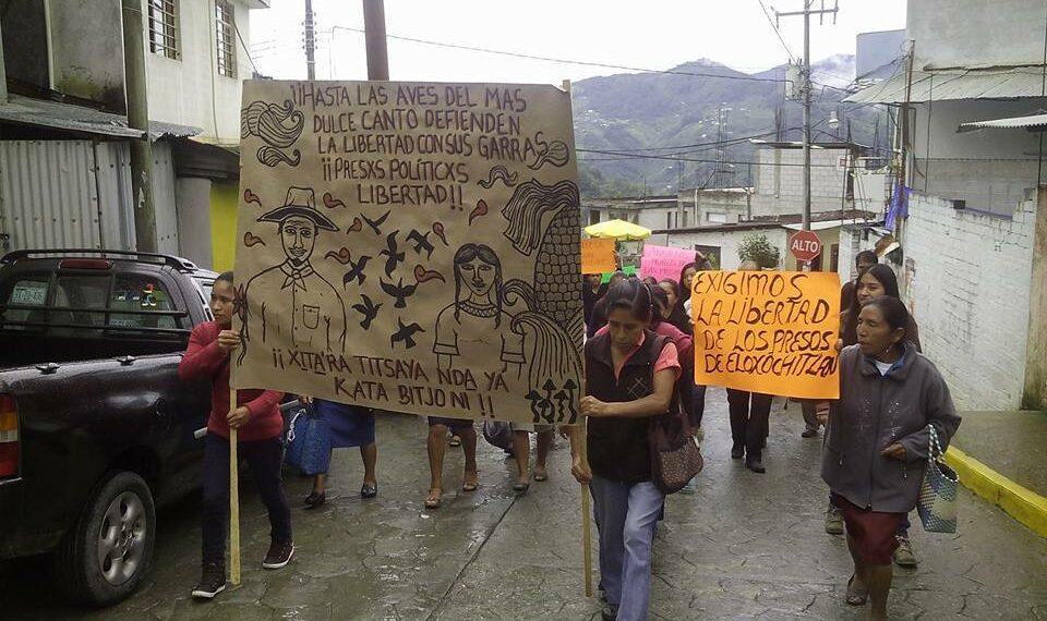 La huelga de hambre de Miguel Peralta se alarga