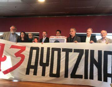 'Amlo debe darse prisa en el tema de los desaparecidos': eurodiputado