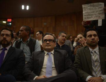 Congreso remueve a fiscal de Veracruz