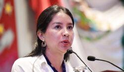 Elisa Zepeda protesta contra liberación…