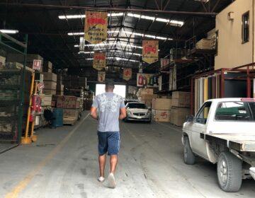 Migrantes muestran su fuerza laboral en Ciudad Juárez