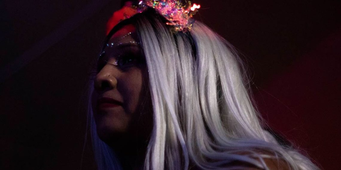 Un grito contra los transfeminicidios desde Valle de Chalco