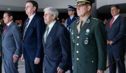 Revancha militar contra la redemocratización…