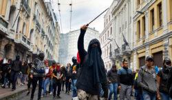 Paro Nacional en Ecuador: la…
