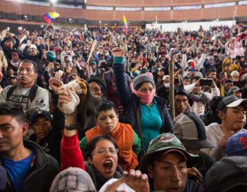 Movilizaciones tumban 'gasolinazo' en Ecuador
