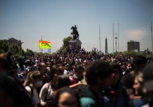 Chile se subleva contra Piñera y la Constitución de Pinochet