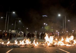 Cataluña, una semana de protestas
