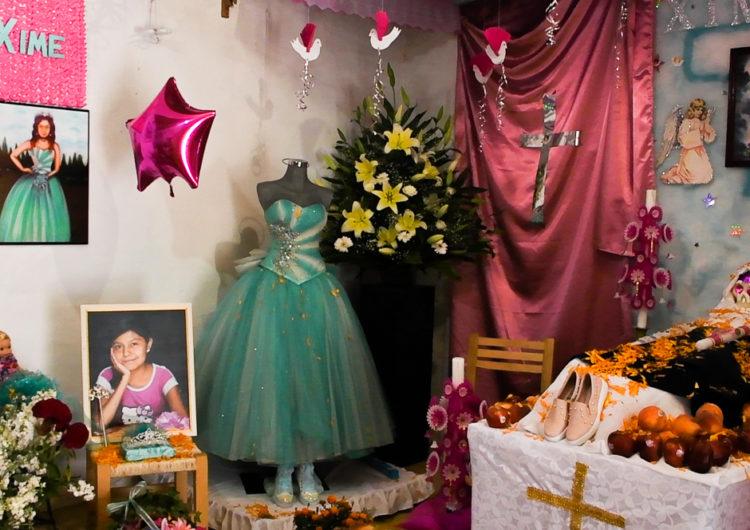 Ocotepec: todos los días son Día de Muertos