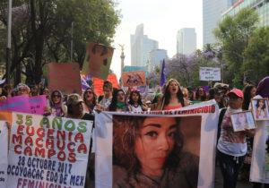 Un día de sentencias contra feminicidas en CDMX