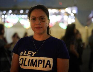 """'Políticos se adjudican lucha de mujeres en CDMX"""": Olimpia Coral"""