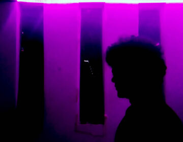 Noche tras noche, lo cristal