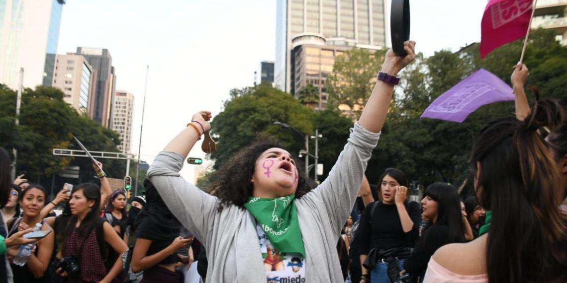 #25N Veinte años contra la violencia hacia las mujeres