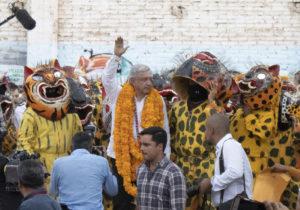 """""""Es mucho lo que nos han negado"""", reclaman los nahuas a Obrador"""