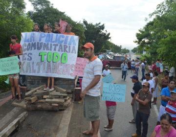 La policía comunitaria que se alió con el crimen: Xaltianguis
