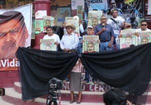 Recibieron órdenes de ejecutar a Arnulfo Cerón, dicen los implicados a la FGE
