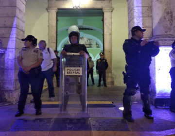 Marcha #25N exhibe violencia sistemática contra mujeres en Yucatán