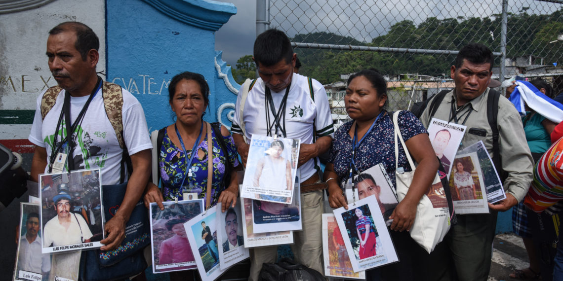 Caravana de madres migrantes: 15 años de visibilizar desapariciones