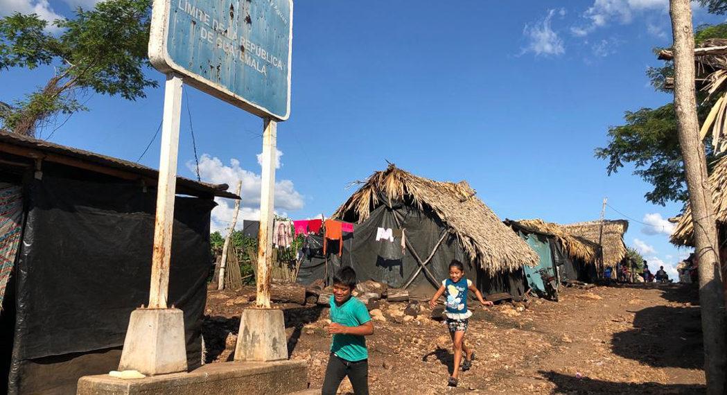 Desplazados guatemaltecos, entre dos gobiernos indiferentes