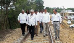La tardía consulta del Tren…