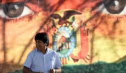 Evo Morales renuncia a la…