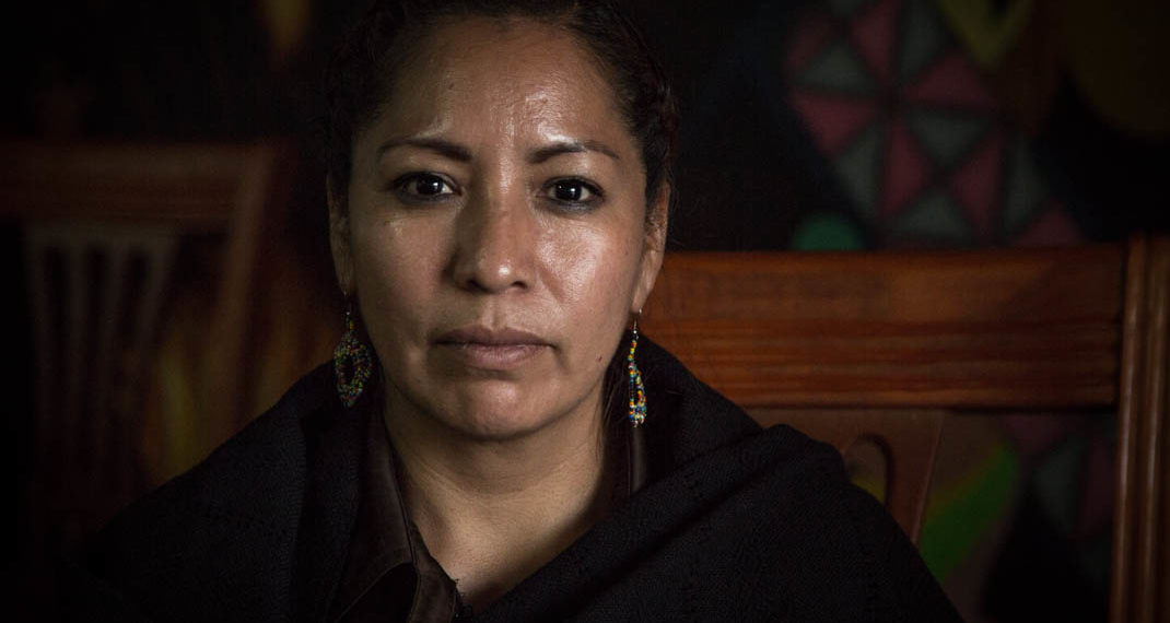 Mujeres de Fuego: María Elena