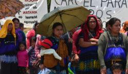 Suman 190 desplazados en Chilón,…