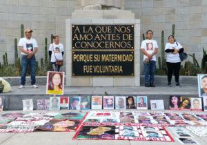 Demandan protección para búsqueda en vida de personas desaparecidas
