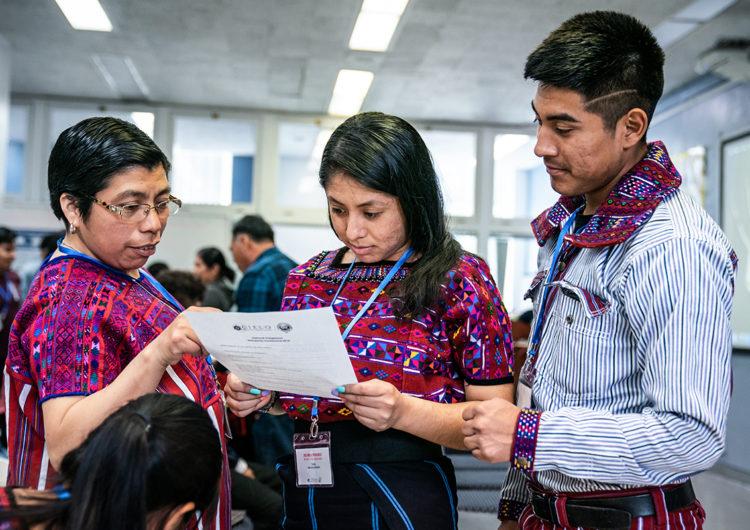 Ser intérprete: deber ético con las lenguas indígenas