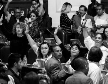 Impone Morena mayoría y aprueban Ley de planeación de la CDMX
